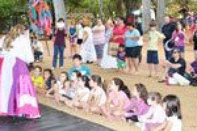Cia. Paulino Santiago agrada público infantil