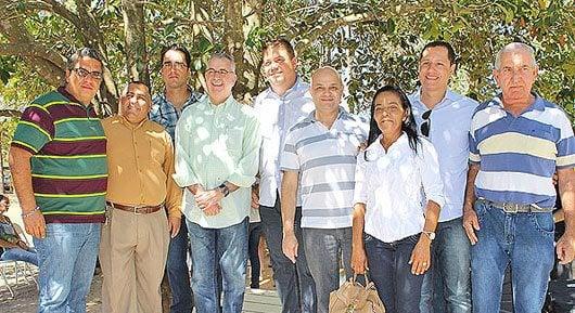 Cerca de 200 pessoas, entre pastores, políticos e colaboradores, participaram da inauguração do espaço \Foto: Nogueirense