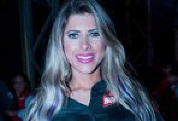 Ana Paula Minerato elogia estrutura do Rodeio