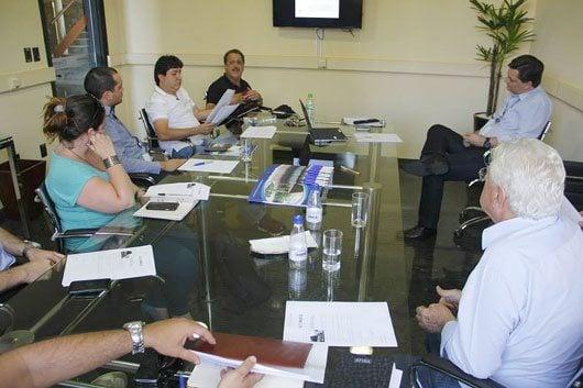 Reunião ordinária com Comitê Gestor