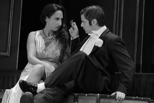 Com únicas apresentações nos dias 13 e 14, peçamistura cinema e teatro, com drama, suspense e gargalhadas \Foto: Fernando Favoretto
