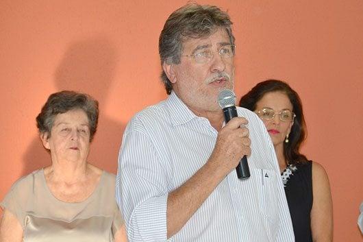 """Prefeito José Natalino Paganini inaugurou o Centro de Exposições """"Dr. José Carlos de Camargo Ferraz"""""""