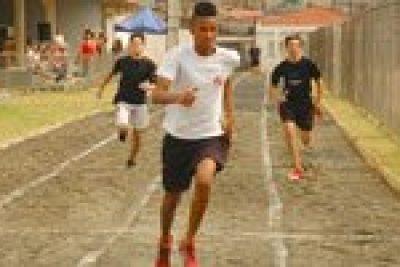 Competição movimentou centro esportivo