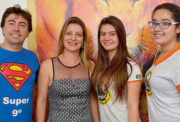 EPTV na escola tem semifinalistas de Artur Nogueira
