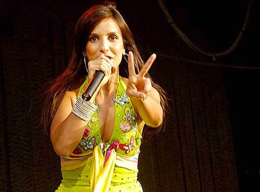 Cantora escolheu Jaguariúna para mostrar a turnê Multishow ao Vivo - Ivete Sangalo 20 Anos