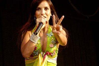 Ivete Sangalo faz show no palco da Red Eventos