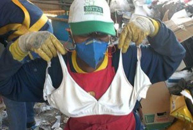 Material contaminado gera prejuízo a cooperativa