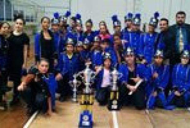 Banda Marcial possense é campeã no estadual 2014