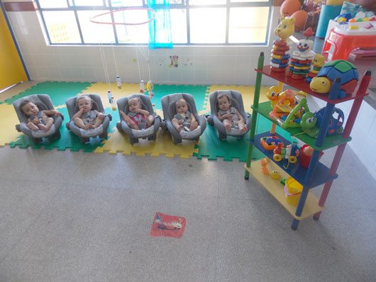 Os itens irão beneficiar as 146 crianças que são atendidas na unidade do Jardim Paulista