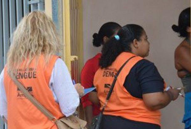 Prefeitura orienta 12 mil pessoas contra a dengue