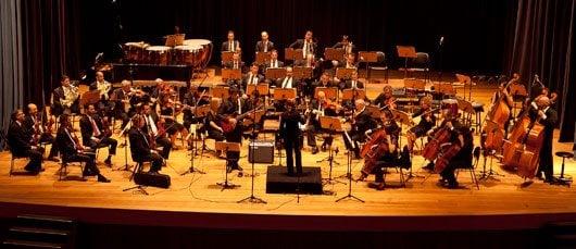 O evento conta com a presença de músicos internacionais