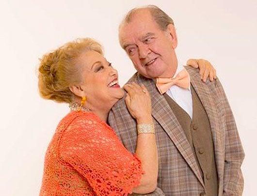 Os atores Suely Franco e Umberto Magnani interpretam os papéis principais