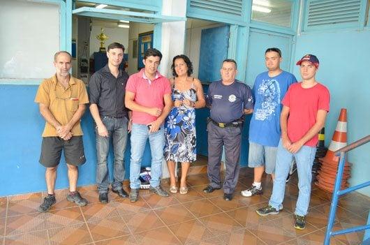 O encontro teve como pauta reivindicações na ação contra furtos e roubos de bicicletas \ Foto: Rodrigo Fernandes