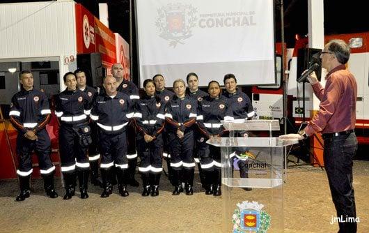 O Samu de Conchal faz parte do Samu Regional composto por cinco municípios \ Foto: JM Lima