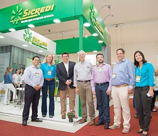 Executivos do Sicredi ajudaram associados a encontrar melhor solução financeira