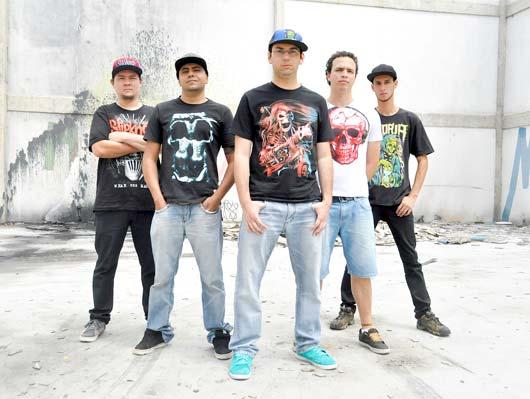 A apresentação marcou a nova fase da banda Khaos23