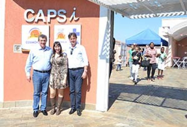 CAPSi Cosmópolis atende em novo endereço