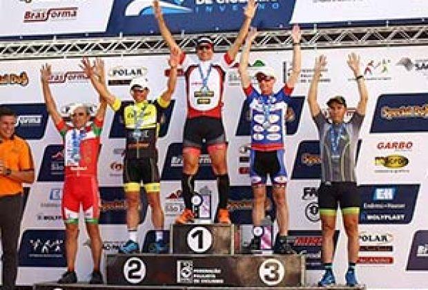 Ciclista possense conquista mais um pódio