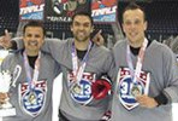 Amparenses conquistam título inédito no Hockey