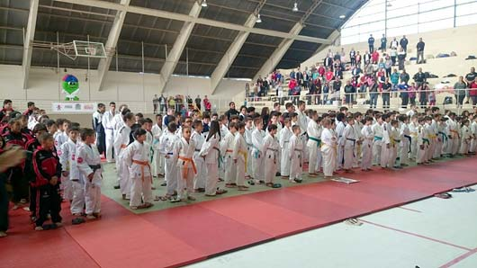 Participaram do evento 21 judocas amparenses das três associações de judô do município