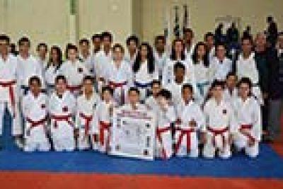 Prefeitura sedia a 11ª Copa KaratePosse