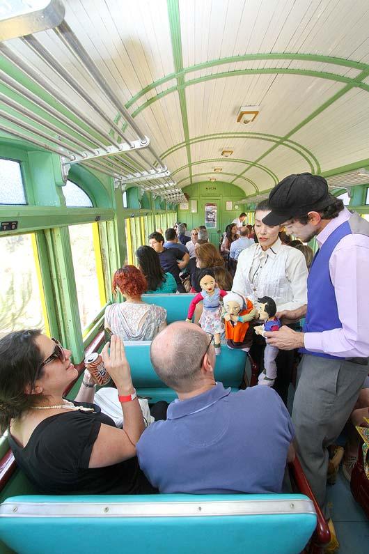 O passeio, com saída e chegada na Estação Anhumas, oferecerá quatro horas de imersão na história e no saboroso mundo do café \Fotos: Celso de Menezes