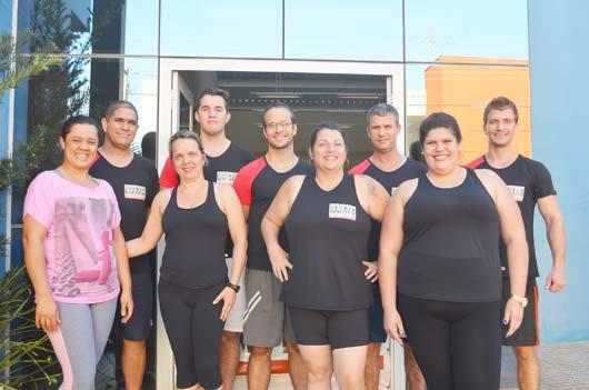 Equipe da Boa Forma conta com professores, graduados e especializados