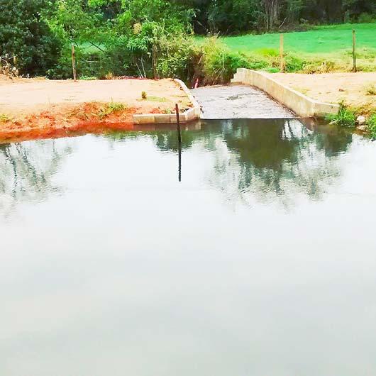 O volume de chuvas do mês de setembro deste ano já é o maior dos últimos 19 anos