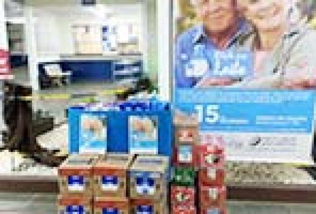Alunos da FAJ entregam mais de 500 litros de leite