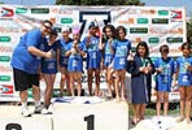 Nadadores de Mogi Mirim competem em Americana