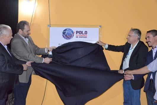 Polo Astronômico de Amparo foi inaugurado