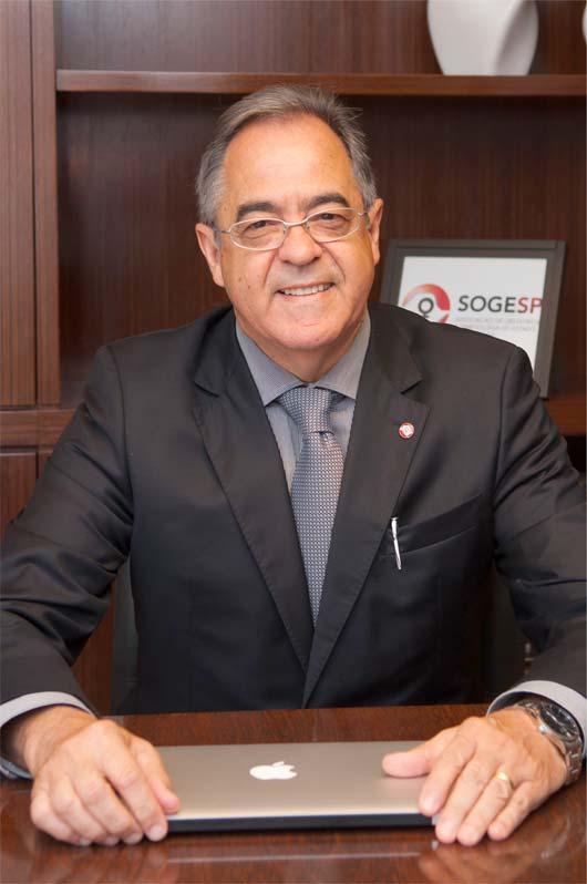 Magalhães é diretor do Centro Personna de Ginecologia e Saúde da Mulher