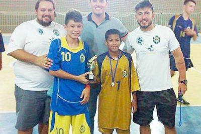 1º Torneio de Futsal PAF sub-14 acontece em Posse