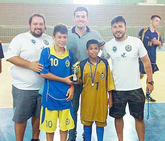 Os artilheiros foram Pedro Barbosa e Natan Freitas com 5 gols
