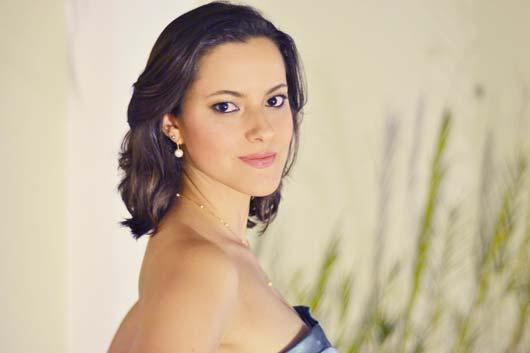 A soprano Karen Stephanie