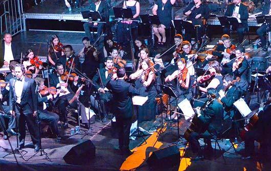O concerto executado desde 2011 (2013, 2014) é sucesso de público e já foi assistido por cerca de 5.000 pessoas
