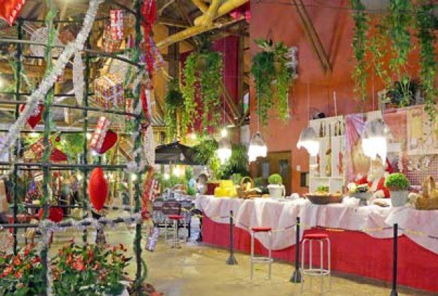 Holambra celebra Natal com Vila Encantada