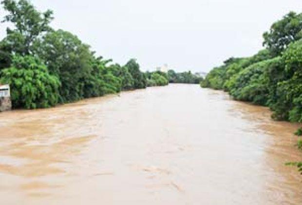 Defesa Civil monitora vazão do Rio Mogi Guaçu