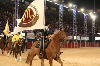 As grandes competições de Rodeio do Jaguariúna Rodeo Festival