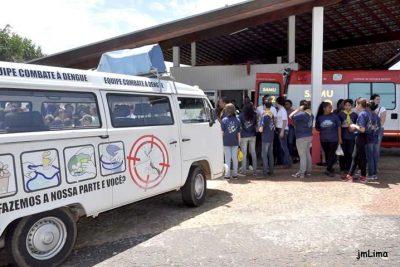 Em Conchal ainda não há casos de dengue em 2016