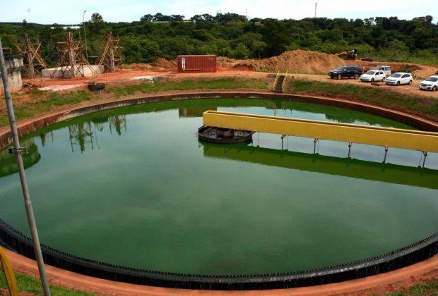 Sistema que garante tratamento do esgoto da Zona Sul de Mogi Guaçu é ativado