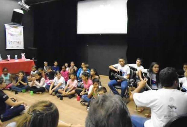 Projeto Viva Música Atenderá mais de 400 crianças e adolescentes