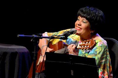 Rosa Passos e Big Band em apresentação inédita em Campinas