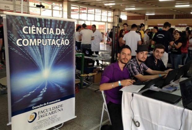 Curso de Ciência da Computação tem grande participação na UNIEXPO 2016