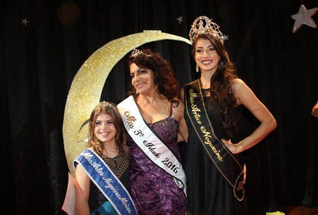 Maria José e Natão são eleitos Miss e Mister Terceira Idade de Artur Nogueira