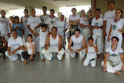 AMAJC organiza evento de capoeira para comunidade