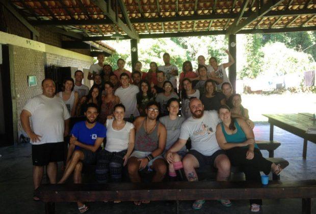 Alunos da FAJ se aventuram em viagem técnica ao Parque Estadual da Serra do Mar