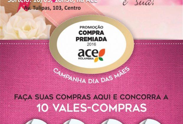 Promoção Dia das Mães premiará com R$ 5 mil em vales-compras