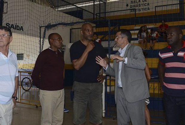 Comitiva Olímpica de Camarões faz visita técnica para conhecer Jaguariúna