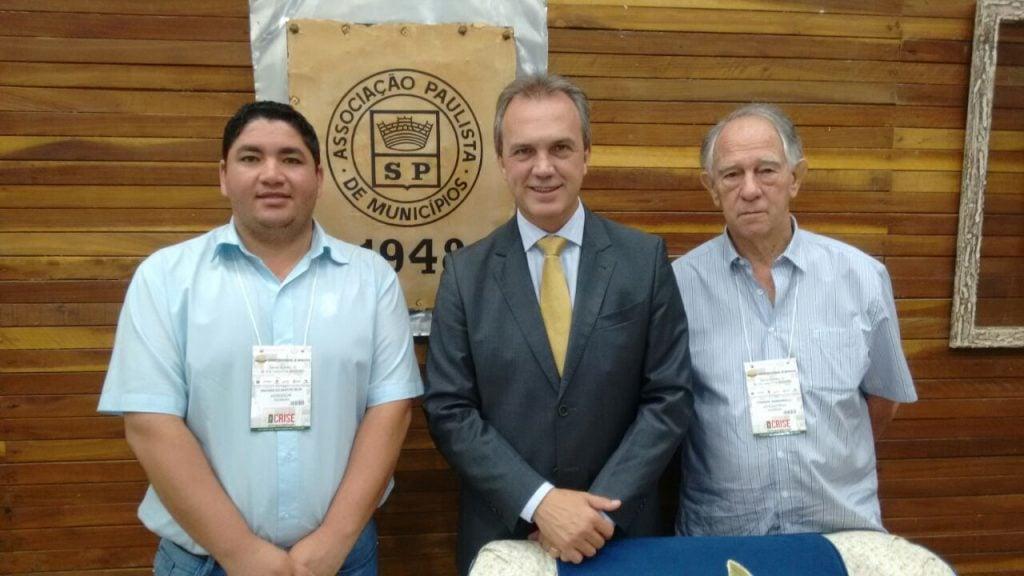 Congresso dos Municípios - Toninho Ganzarolli
